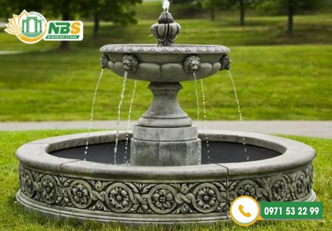 Ninh Bình Stone chuyên cung cấp các mẫu đài phun nước chất lượng