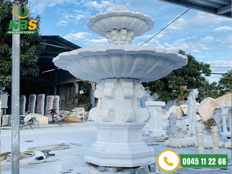 Dự án Đài phun nước chung cư chung cư D'.Palais De Louis Tân Hoàng Minh
